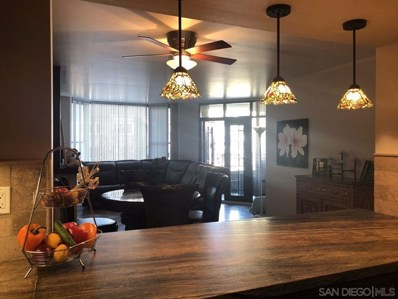 500 W Harbor Drive UNIT 407, San Diego, CA 92101 - MLS#: 210003877