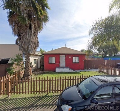3335 Citrus St, Lemon Grove, CA 91945 - MLS#: 210004088