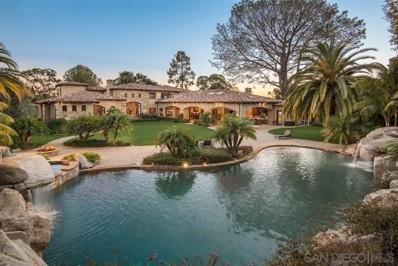 1640 La Jolla Rancho Road, La Jolla, CA 92037 - MLS#: 210004115