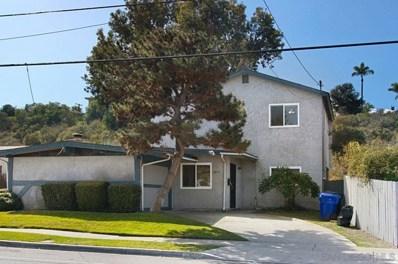 4821 Chateau, San Diego, CA 92117 - MLS#: 210004411