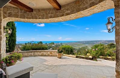 528 Canyon Dr., Solana Beach, CA 92075 - MLS#: 210004556