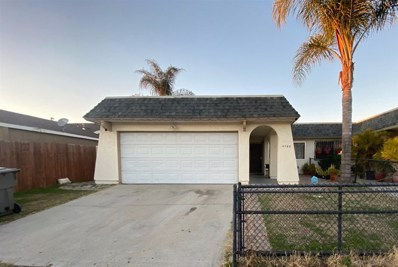 4768 Calle Solimar, Oceanside, CA 92057 - MLS#: 210004578