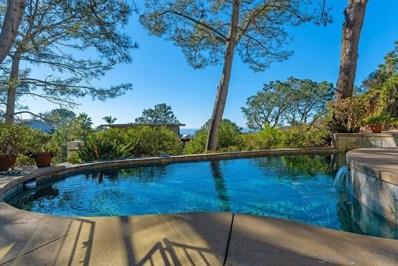 390 Hidden Pines Road, Del Mar, CA 92014 - MLS#: 210004604