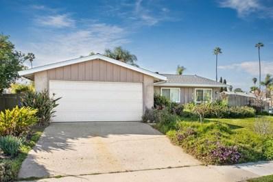 4296 Mount Putman Ave, San Diego, CA 92117 - MLS#: 210004675