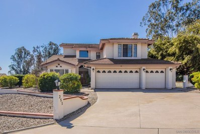251 La Varona Place, Escondido, CA 92025 - MLS#: 210005213