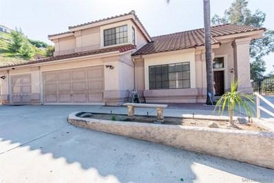 426 Avenida Abajo, El Cajon, CA 92020 - MLS#: 210005225