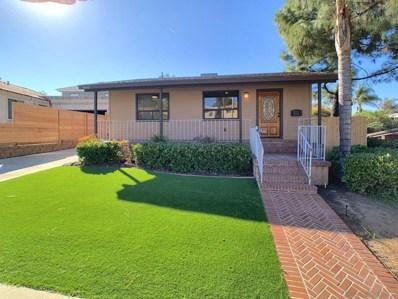 8442 LA MESA BLVD, La Mesa, CA 91942 - MLS#: 210005379