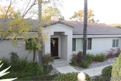 1207 Valencia Drive, Escondido, CA 92025 - MLS#: 210005380