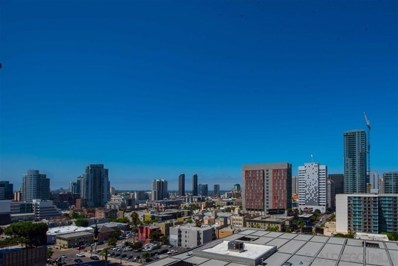 1080 Park Blvd UNIT 1116, San Diego, CA 92101 - MLS#: 210005416