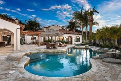 5816 Winland Hills Drive, Rancho Santa Fe, CA 92067 - MLS#: 210007509