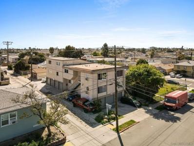 4921 Trojan Ave UNIT 8, San Diego, CA 92115 - MLS#: 210007533
