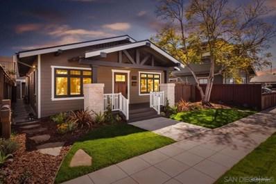 4061 Ingalls St, San Diego, CA 92103 - MLS#: 210007587