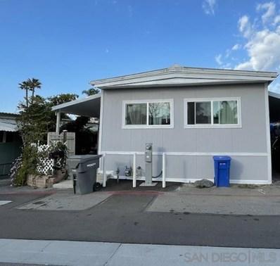 200 Olive Ave UNIT 74, Vista, CA 92083 - MLS#: 210007695