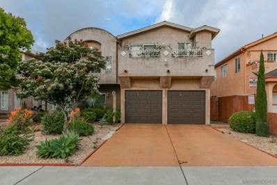 3932 Hamilton St UNIT 6, San Diego, CA 92104 - MLS#: 210007844
