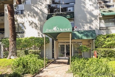 1640 10Th Ave UNIT 101, San Diego, CA 92101 - MLS#: 210008361