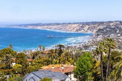 7682 Hillside Dr, La Jolla, CA 92037 - MLS#: 210008512