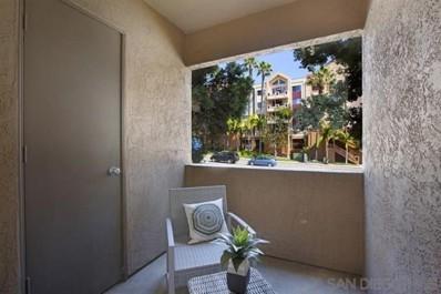 3440 Lebon Drive UNIT 4101, San Diego, CA 92122 - MLS#: 210008785