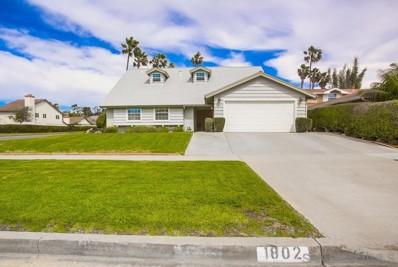 1802 Stewart, Oceanside, CA 92054 - MLS#: 210008961