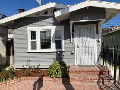 3691 Chamoune Ave, San Diego, CA 92105 - MLS#: 210008994