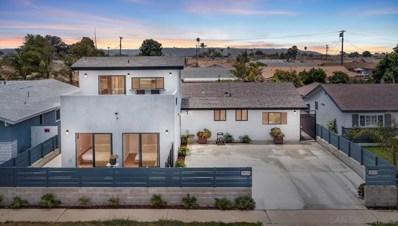 1831 Hermes St, San Diego, CA 92154 - MLS#: 210009069