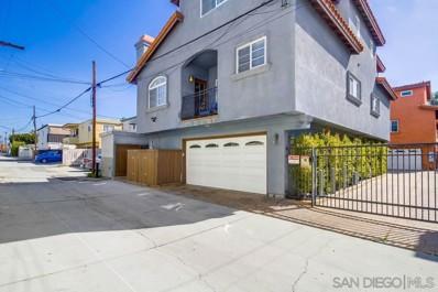 3956 Arizona St, San Diego, CA 92104 - MLS#: 210009100