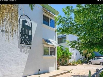 4425 50Th St UNIT 13, San Diego, CA 92115 - MLS#: 210009283