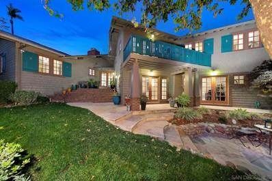 4355 Hortensia St, San Diego, CA 92103 - MLS#: 210009558