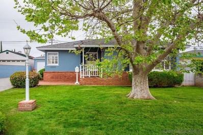 7355 Princeton Avenue, La Mesa, CA 91942 - MLS#: 210009751