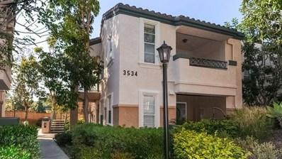 3534 Caminito El Rincon UNIT 39, San Diego, CA 92130 - MLS#: 210010490