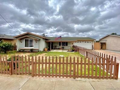 910 Broadview St, Spring Valley, CA 91977 - MLS#: 210011035