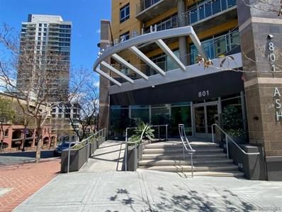 801 Ash Street UNIT 202, San Diego, CA 92101 - MLS#: 210011269