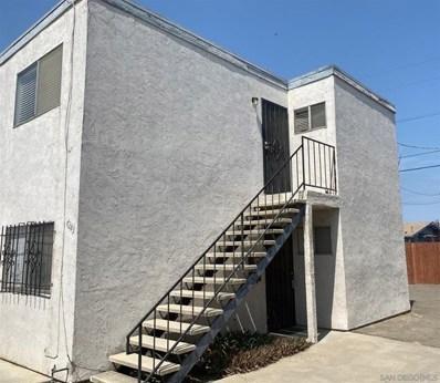 4243 39th UNIT A, San Diego, CA 92105 - MLS#: 210011323