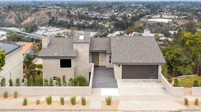 5645 Soledad Mountain Road, La Jolla, CA 92037 - MLS#: 210011332