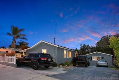 3696 Bellingham Ave, San Diego, CA 92104 - MLS#: 210011350