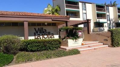 6333 La Jolla Boulevard UNIT 275, La Jolla, CA 92037 - MLS#: 210011368