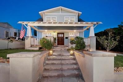 3405 Cherokee Avenue, San Diego, CA 92104 - MLS#: 210011577
