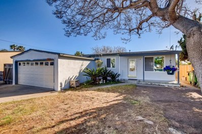 1457 Moreno St, Oceanside, CA 92054 - MLS#: 210011605