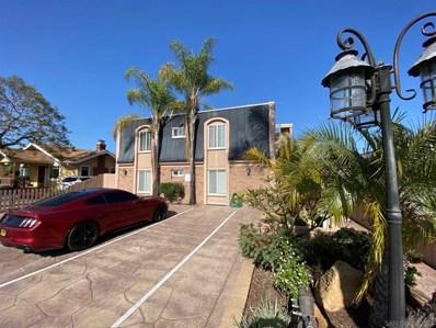 3345 29th Street UNIT 3, San Diego, CA 92104 - MLS#: 210011858
