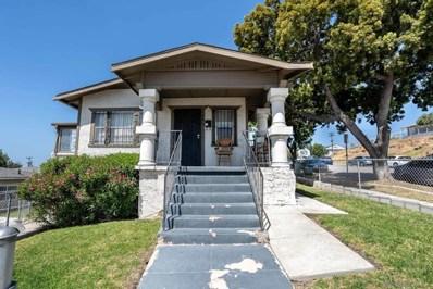 446 30th Street, San Diego, CA 92102 - MLS#: 210011894