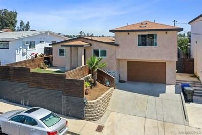 2505 Haller St., San Diego, CA 92104 - MLS#: 210011997