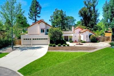 13228 Valle Verde Ter, Poway, CA 92064 - MLS#: 210012013