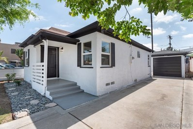 4484 Marlborough Ave, San Diego, CA 92116 - MLS#: 210012855