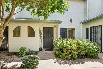 4375 Van Dyke Ave UNIT 4, San Diego, CA 92105 - MLS#: 210012881