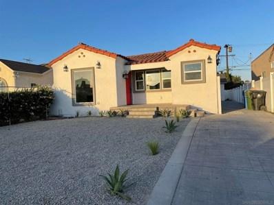 7700 S Hobart Blvd, Los Angeles, CA 90047 - MLS#: 210013806