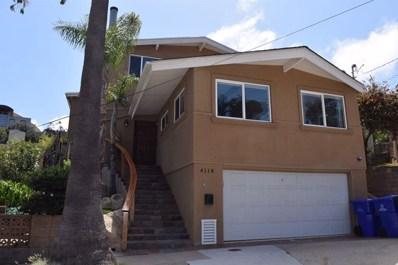 4118 Catalina Place, San Diego, CA 92107 - MLS#: 210013987
