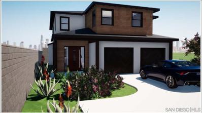 2824 C Avenue, National City, CA 91950 - MLS#: 210014556