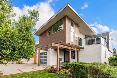 4523 Orchard Ave, San Diego, CA 92107 - MLS#: 210014796