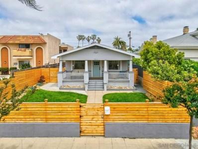 3042 C Street, San Diego, CA 92102 - MLS#: 210015018