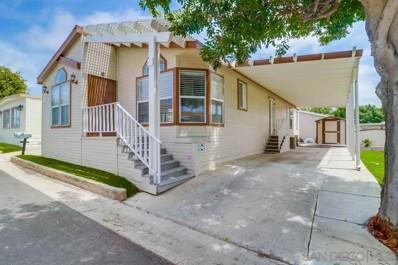 121 Orange Ave UNIT 37, Chula Vista, CA 91911 - MLS#: 210015173