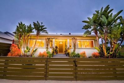 3705 Bancroft St, San Diego, CA 92104 - MLS#: 210015882